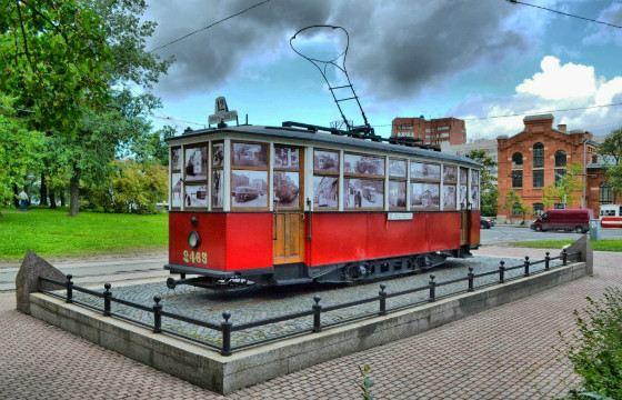 Блокадный трамвай