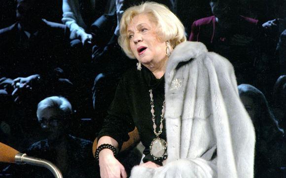 Актриса Зинаида Шарко умерла на 88-м году жизни