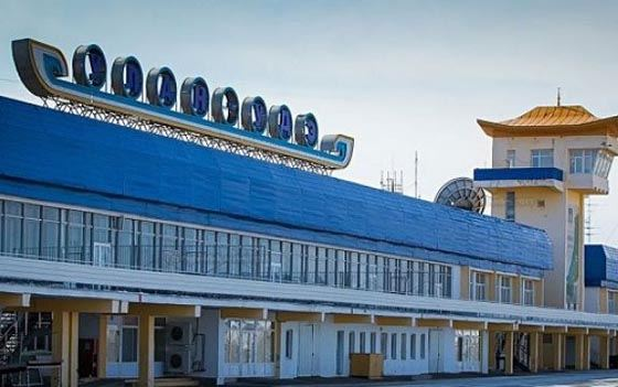 Аэропорт в Улан -Удэ