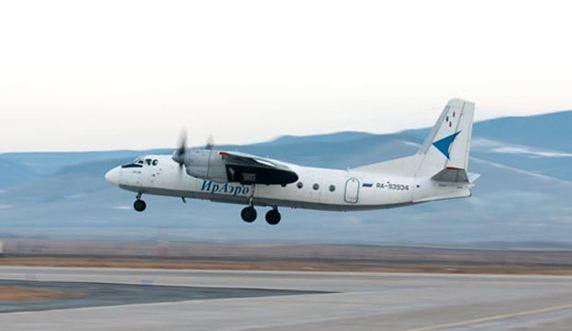 В Бурятии пассажиры устроили бунт на борту старого Ан-24