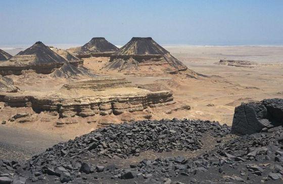 Когда-то Эль-Файюм называли «садами Египта»...