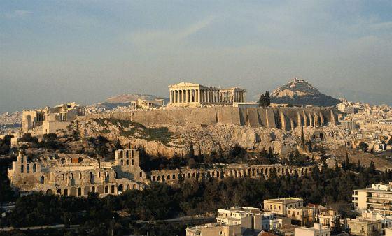 самые древние руины