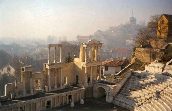 Болгарский Пловдив – самый старый город Европы