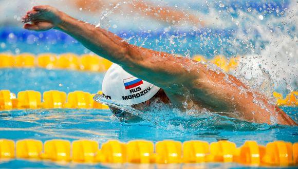 Российских пловцов освистали в Рио