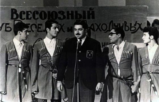 Гусман и команда КВН