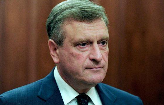 Врио губернатора Кировской области Игорь Владимирович Васильев