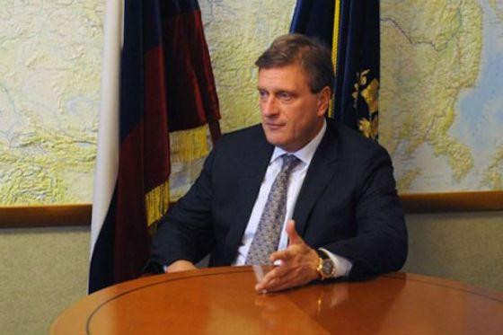 В 2010 Игорь Васильев возглавил Росреестр