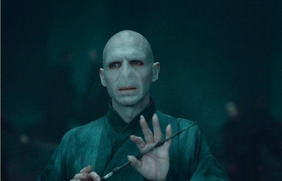 Лорд Волан-де-Морт - главный антагонист Гарри Поттера