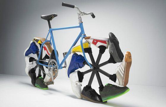 Такой велосипед оставит свой след в истории