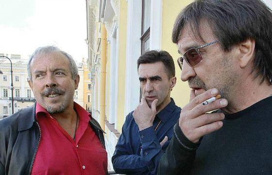 Андрей Макаревич, Вячеслав Бутусов и Юрий Шевчук