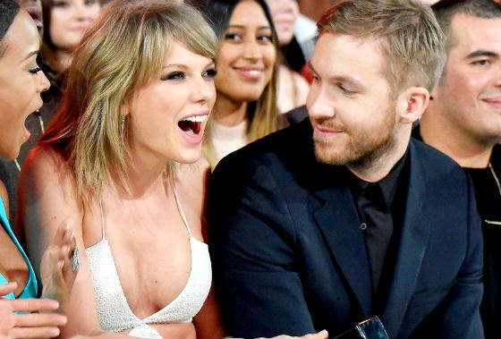 Taylor Swift and Calvin Harris were a perfect couple