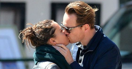 Alicia Vikander and Michael Fassbender are dating