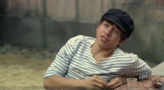 Кадр из фильма «Жизнь и приключения Мишки Япончика»