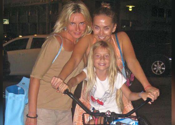 Жанна Фриске была верным другом Кати Цветовой и ее семьи