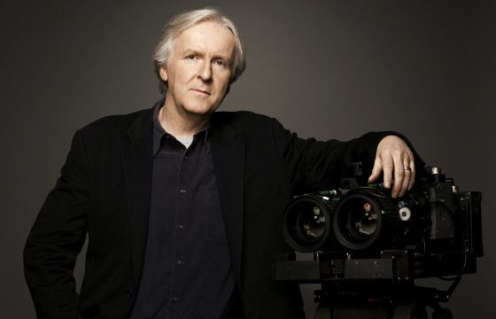 Canadian and American director James Cameron