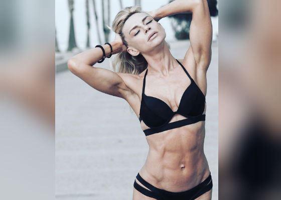 Мотивационное фото из Instagram Кати Цветовой