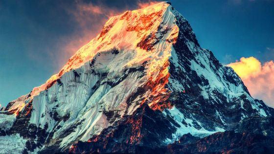 1 место – Эверест