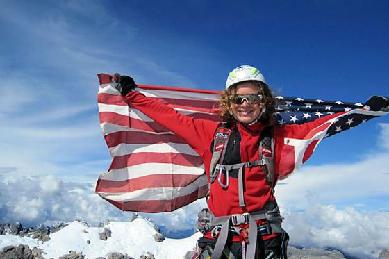 Jordan Romero climbed Everest at 13