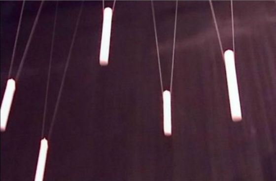 Летающие свечи