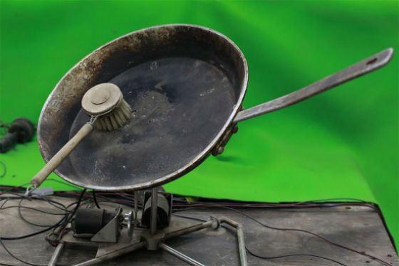 Волшебная сковорода