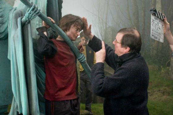 Сцена с Гарри Поттером