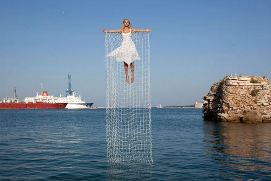 15. Морская богиня