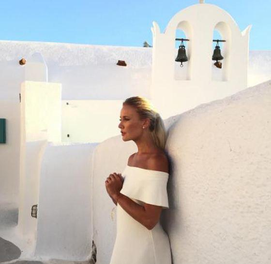 Лена Летучая показала собственный свадебный купальник | лена летучая