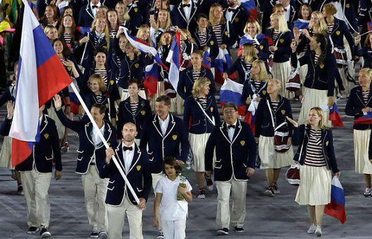 Российские олимпийцы заняли четвертое место по числу медалей