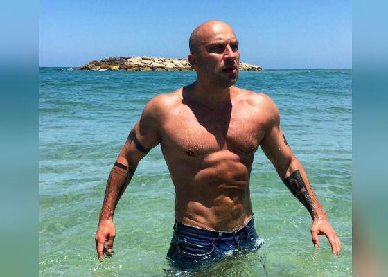 Дмитрий Нагиев может похвастаться отличным телом