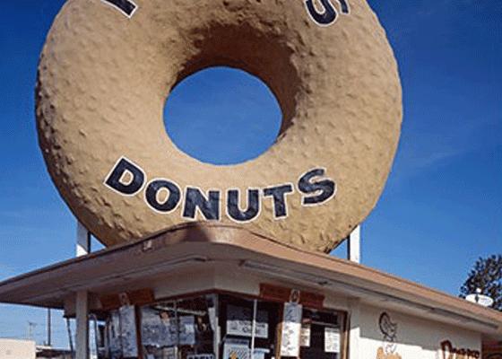 ����������� Randy�s Donuts