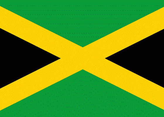 6 Ямайка - 39.3