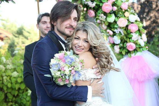 Виктория чернышёва и дмитрий тихонов свадьба
