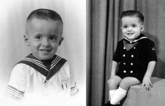 Paulo Kaelho in childhood