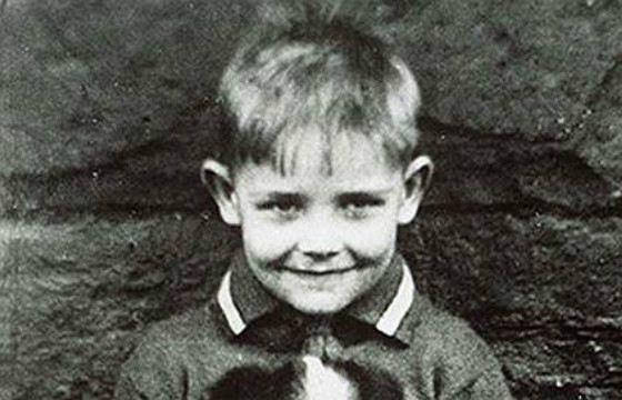 Шон Коннери в детстве