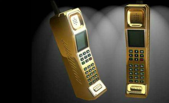 Топ-11 самых роскошных и эксклюзивных мобильных телефонов в истории e0de29cf19f92