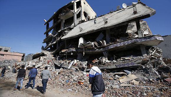 Теракт в турецком городе Джизре унес жизни девяти человек