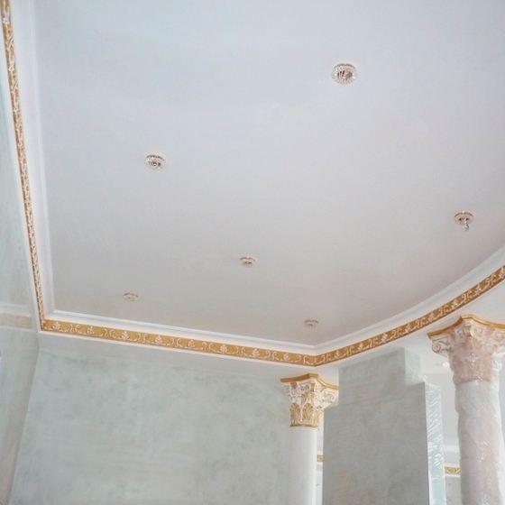 Натяжные потолки незаменимы, удобны и востребованы