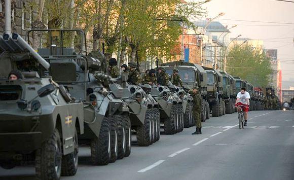 Бригады морской пехоты и ВДВ перебросили на полигоны в Крыму и Краснодарском крае