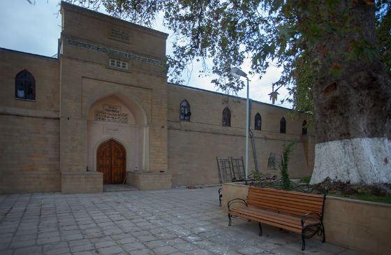 В Дербенте находится старейшая мечеть России