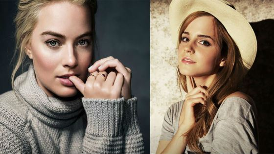 Margot Robbie and Emma Watson will play lesbians in the remake of Brokeback Mountain