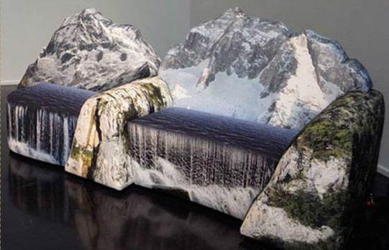 Лучше гор могут быть только удобные диваны