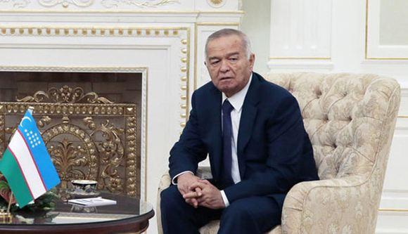 Пресса сообщила о кончине президента Узбекистана Ислама Каримова