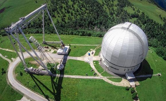 Российские ученые уловили сигнал, который мог быть отправлен инопланетянами