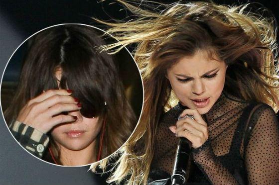 Recently, Selena Gomez's disease has progressed.