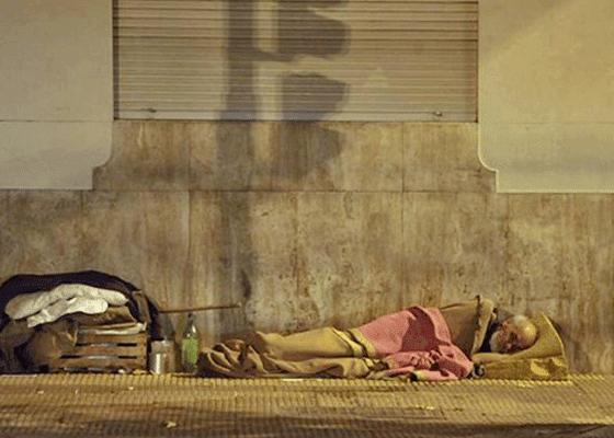 Буэнос-Айрес, Аргентина - 15000 бездомных призраков города