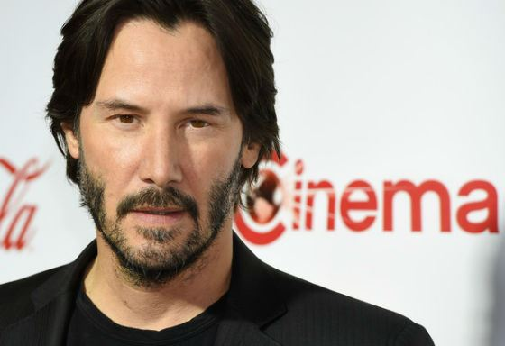 Some people believe that Keanu doesn't age. At all.