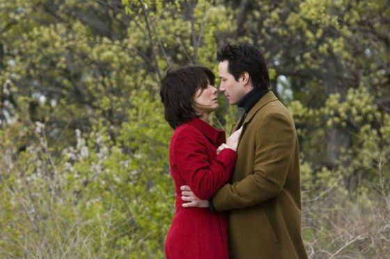 «Дом у озера» – мелодрама с Киану Ривзом и Сандрой Буллок