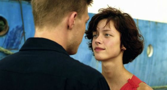"""Breaking role for Tina Dalakishvili was the film """"Love with an accent"""""""