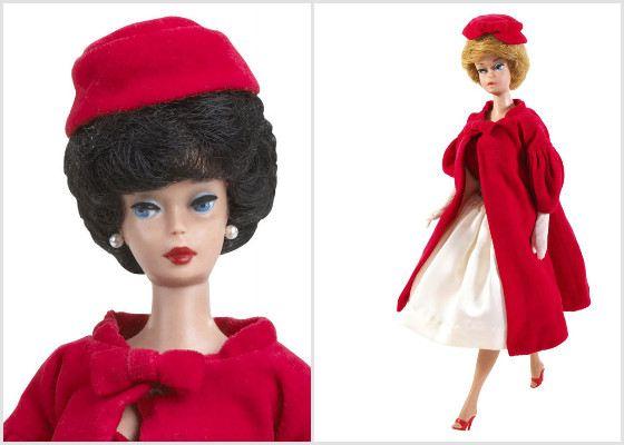 Барби  «Шелковое пламя», 1962 год