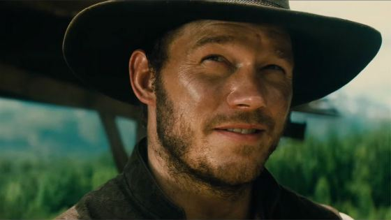 """Shot from the movie """"The Magnificent Seven"""""""